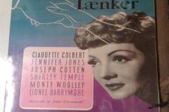 Original engelsk filmplakat Usynlige lænker (fra 1944) dkr. 1.700,00
