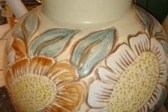 Bornholmsk keramik,signeret h 41 cm minimalt kanthak kr. 2.000,00
