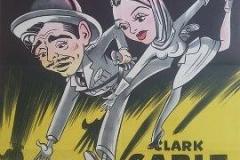 Juveltyveriet i Bombay Clark Gable Rosalind Russell