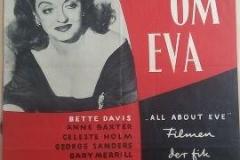 Alt om Eva Bette Davis mfl.